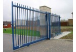 Sliding Gate System (Industrial)
