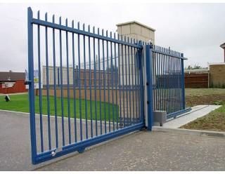 Sliding Gate System (Industrial)